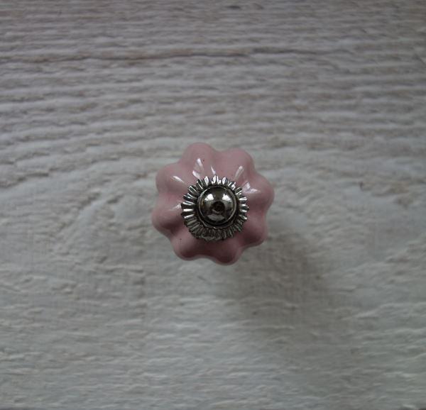 Bild von Möbelknopf kleine Blume