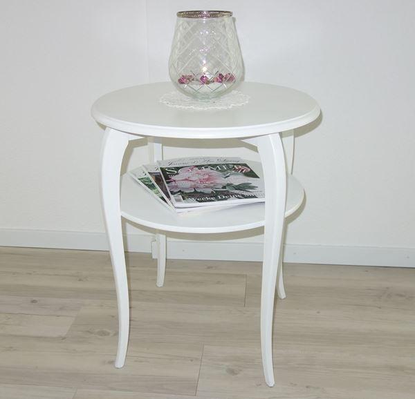 Bild von Tischchen weiss