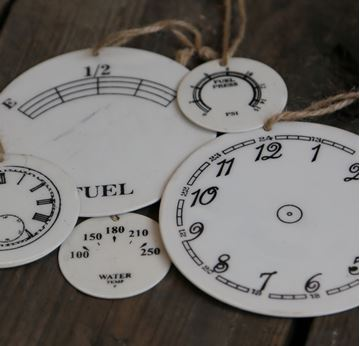 Bild von Emaille-Schilder mit Druck