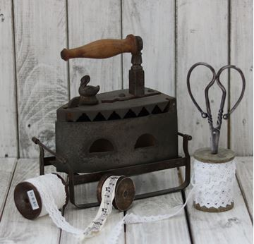 Bild von Vintage-Schere von Chic Antique