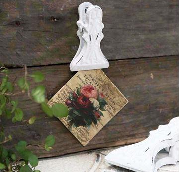 Bild von Französische Klammer Chic Antique