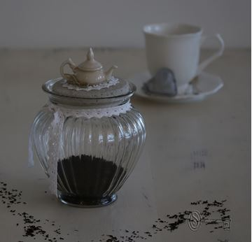 Bild von Romantisches Vasenglas