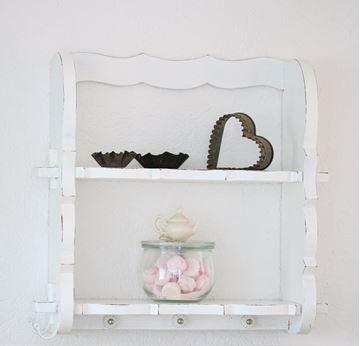 Bild von Kleines Küchenregal