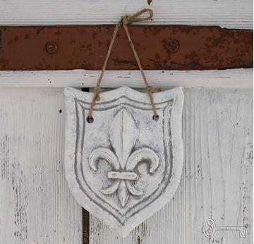 Bild von Wappen Fleur de lys